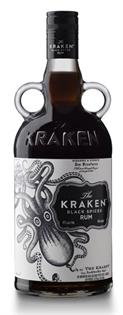The Kraken Rum Black Spiced 1.75l